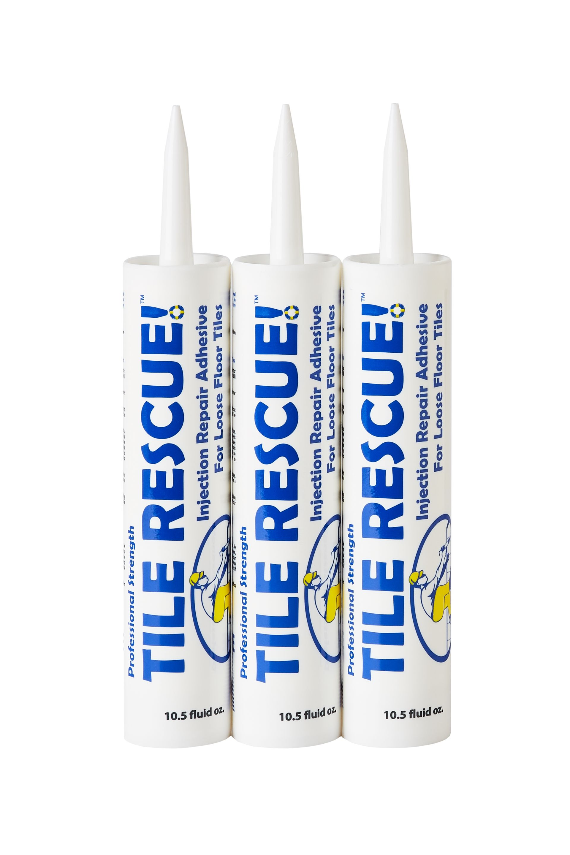 Tile rescue injection repair adhesive is a professional strength