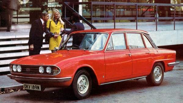 1974 Triumph 2000 2500 Saloon Innsbruck Triumph 2000 Triumph
