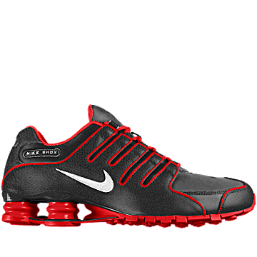 Just customized and ordered this Nike Shox NZ iD (Wide) Men's Shoe from  NIKEiD