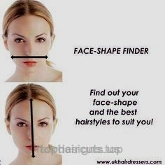 What Is My Face Shape Personalised Faceshape Finder Get A Personalised Analy Http Www Hairdesigns Top 2017 0 Face Shape Finder Hair Styles Face Shapes