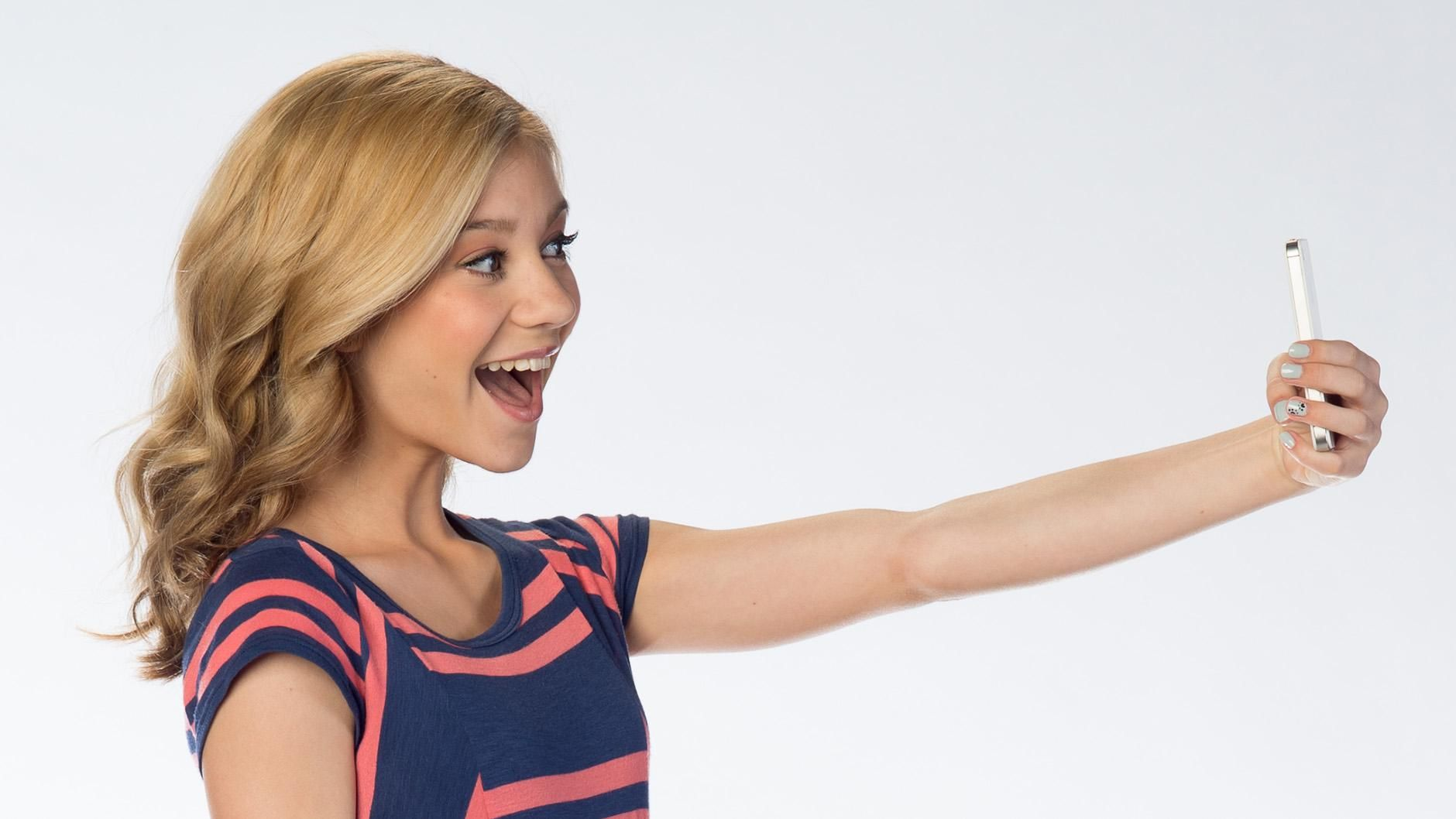 Former Disney Channel Star G Hannelius Reacts To Scenes