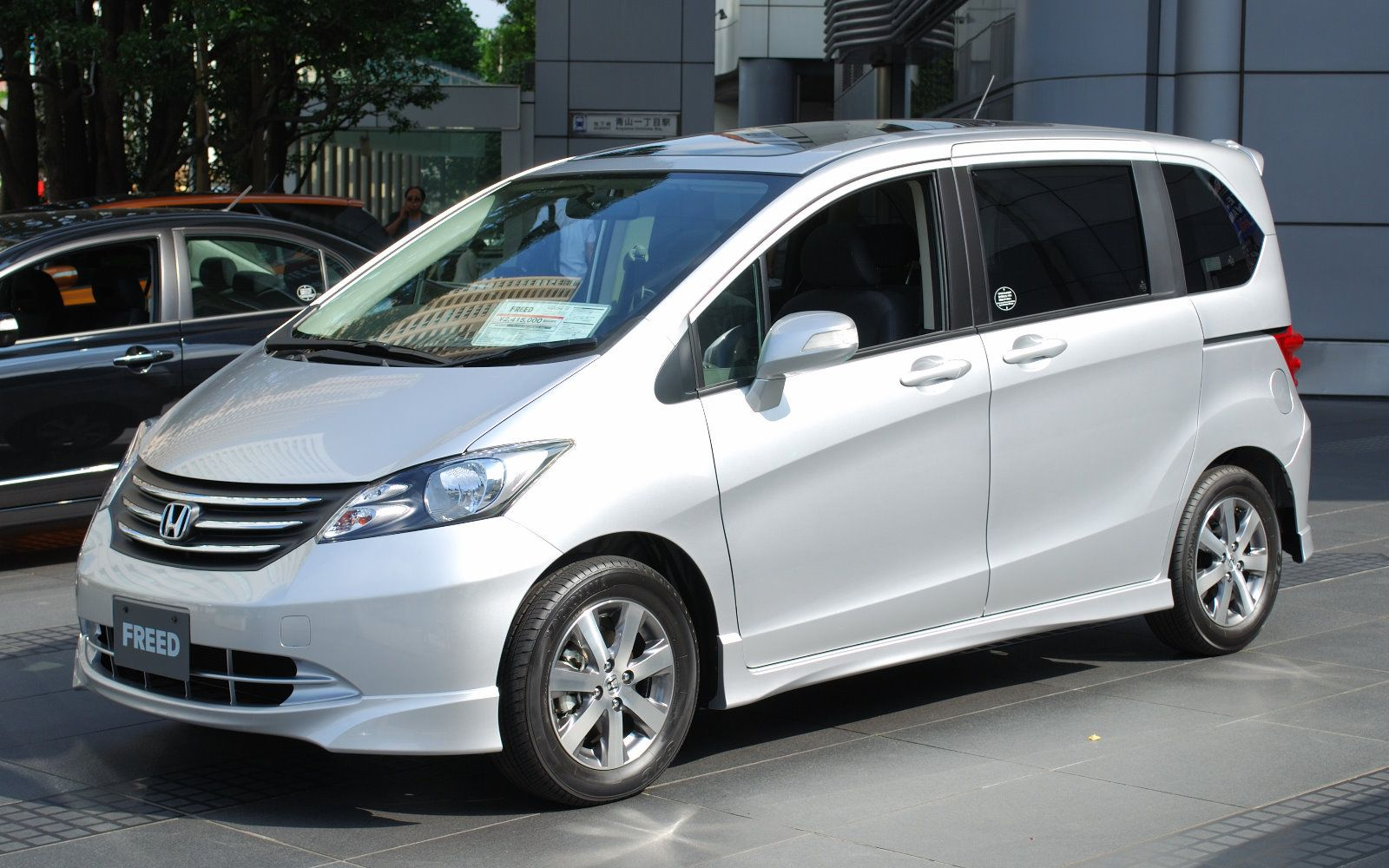 Honda to bring in freed mpv by to rival toyota innova honda is considering to introduce feed mpv in 2016 to rival the toyota innova