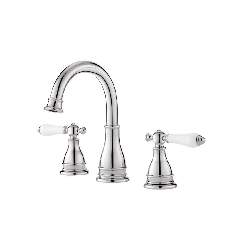 price pfister bathroom faucet. Update your bathroom with the Pfister Sonterra Double handle Polished  Chrome Bathroom Faucet The by