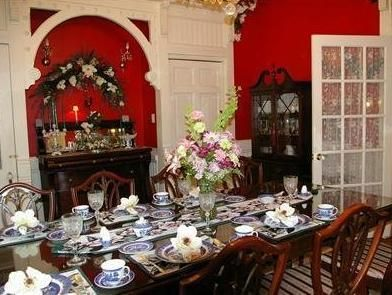 Historic 1859 Woldert Spence Manor Bed And Breakfast Tyler (TX), United States