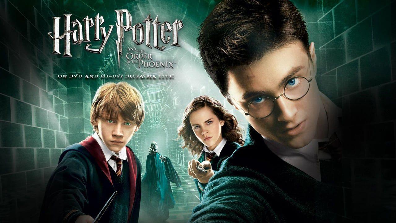 Harry Potter Und Der Orden Des Phonix 2007 Ganzer Film Deutsch Komplett Kino Nach Seinem Letzten Abenteuer Das Mit Der Dramatischen Ruckkehr Seines Erzfeindes