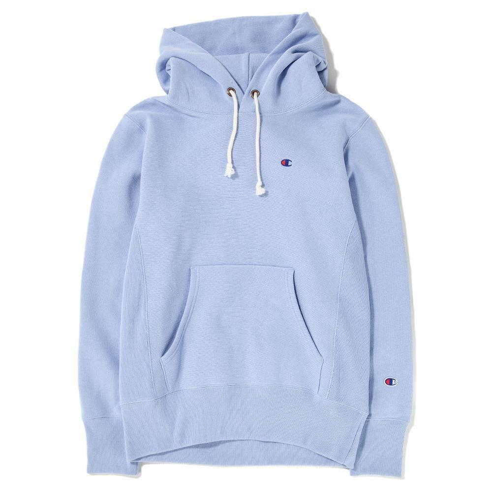Style Code 212575llufw18 Champion Reverse Weave Pullover Hoodie Sweatshirt Light Blue Pullover Sweatshirt Hoodie Trendy Sweatshirt Hoodies [ 1000 x 1000 Pixel ]