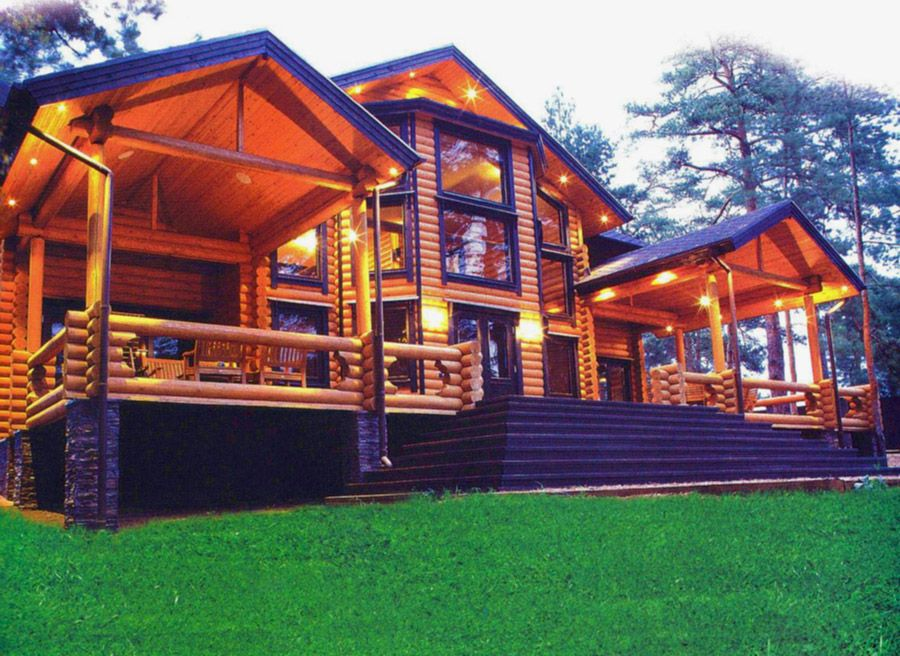 Fantastic Log Home Types Of Homes In Ireland Log Homes Timber