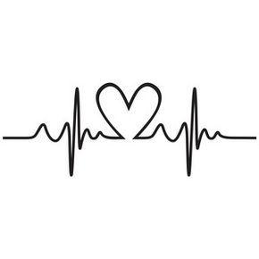 Silhouette Design Store - View Design #149111: love heart beat