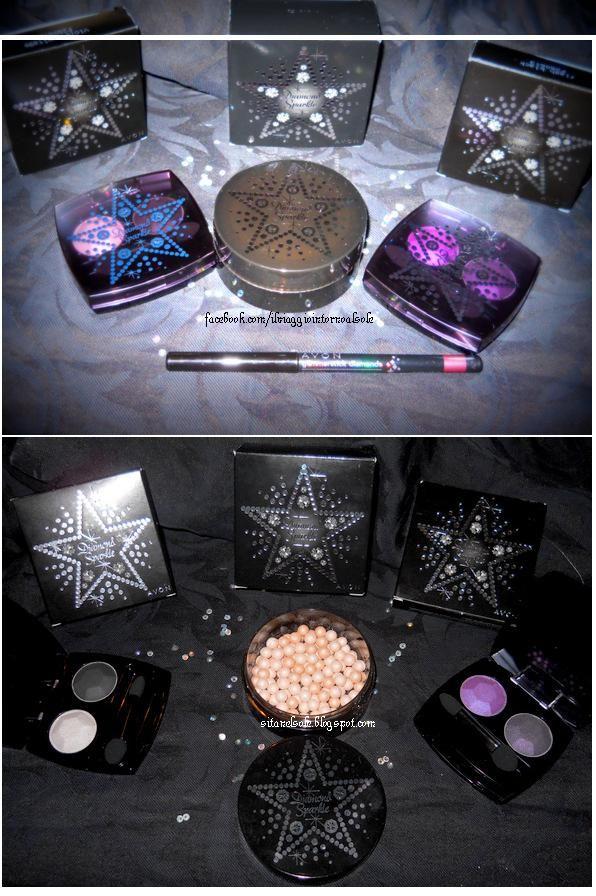 #Diamonds #Sparkle #Collection by #Avon #LimitedEdition #Christmas2013 #ilviaggiointornoalsole
