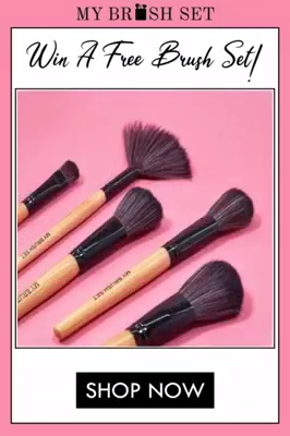Photo of Pin and comment to win this Premium Wood Brush Set – Modern