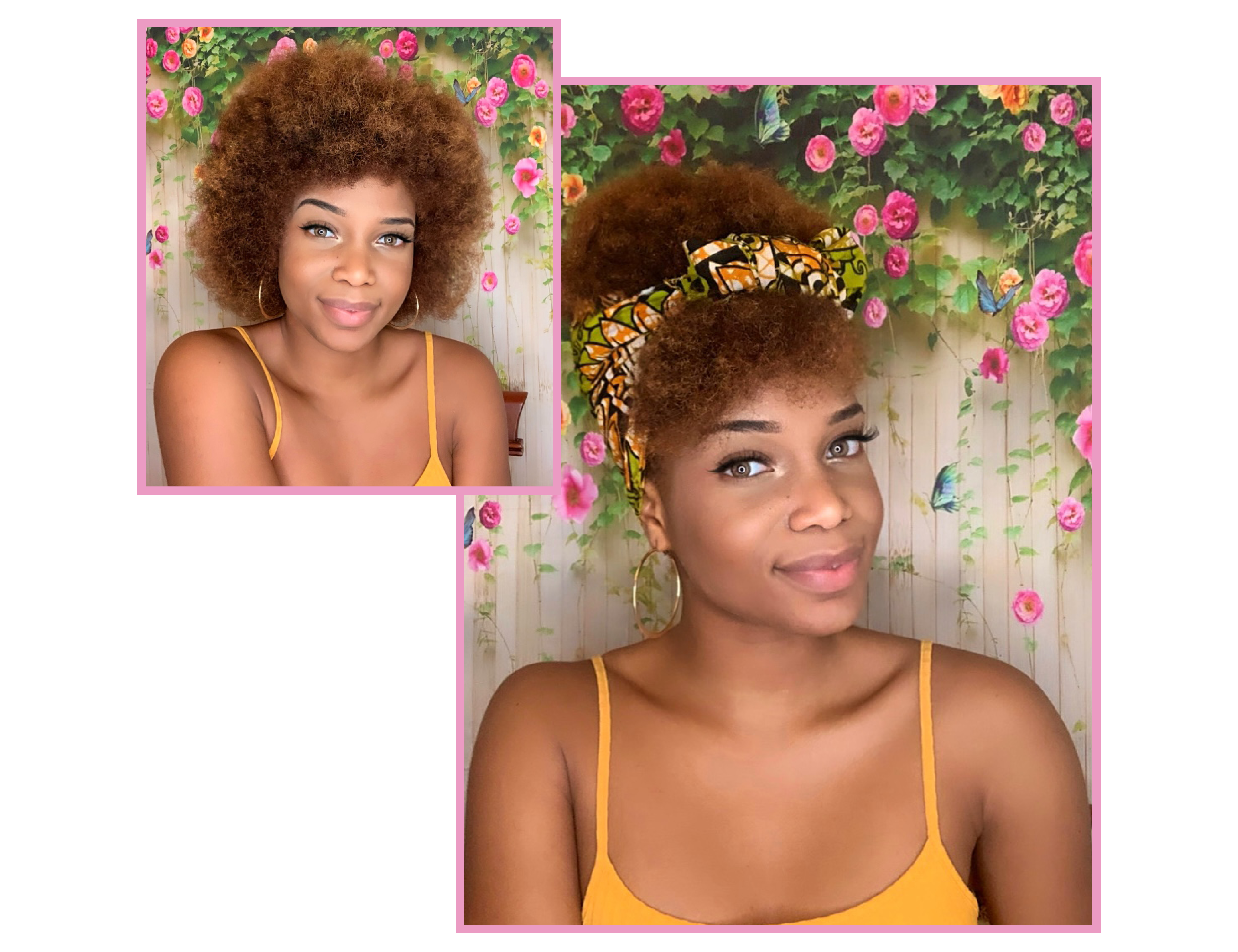5 Natural Hairstyles You Can Definitely Do At Home In 2020 Natural Hair Styles Street Style Women Hair Styles