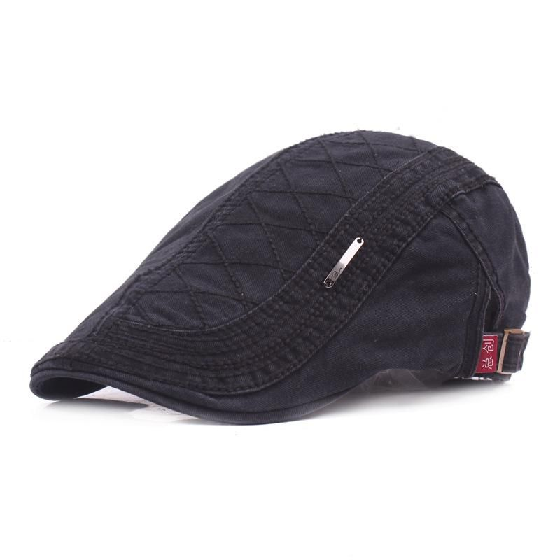 434748fc756 Fasbys Men Women Gatsby Ivy Beret Hat Irish Newsboy Cabbie Cap Boina Para  Homens Casquette Plate