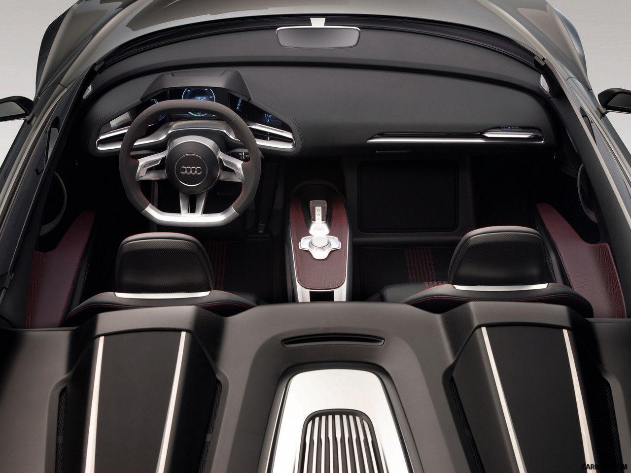 2010 Audi E Tron Spyder Concept Wallpaper In 2020 Audi E Tron E