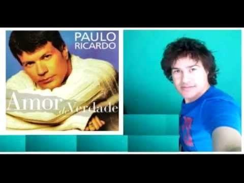 Paulo Ricardo - Amor de Verdade (1999)-CD Completo