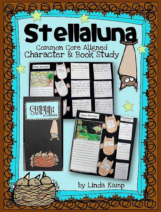 FREE Stellaluna Printable Activity Sheets   Pinterest   Stellaluna ...