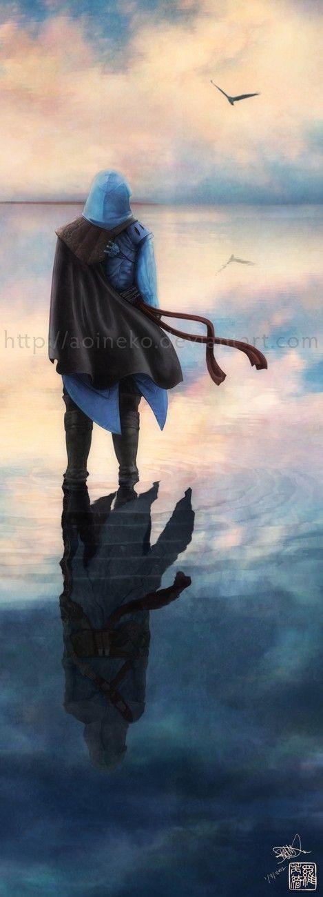 Beautiful painting_Ezio