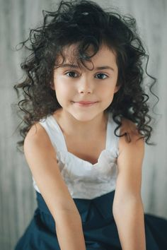 Pin By Penny On Trinity Characters Kids Hairstyles Cute Little