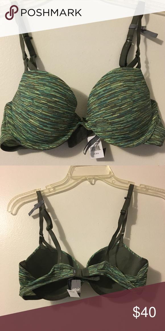 df98ebbb37c5 Green Aerie bra Brand new Aerie bra. Price is negotiable. aerie Intimates & Sleepwear  Bras