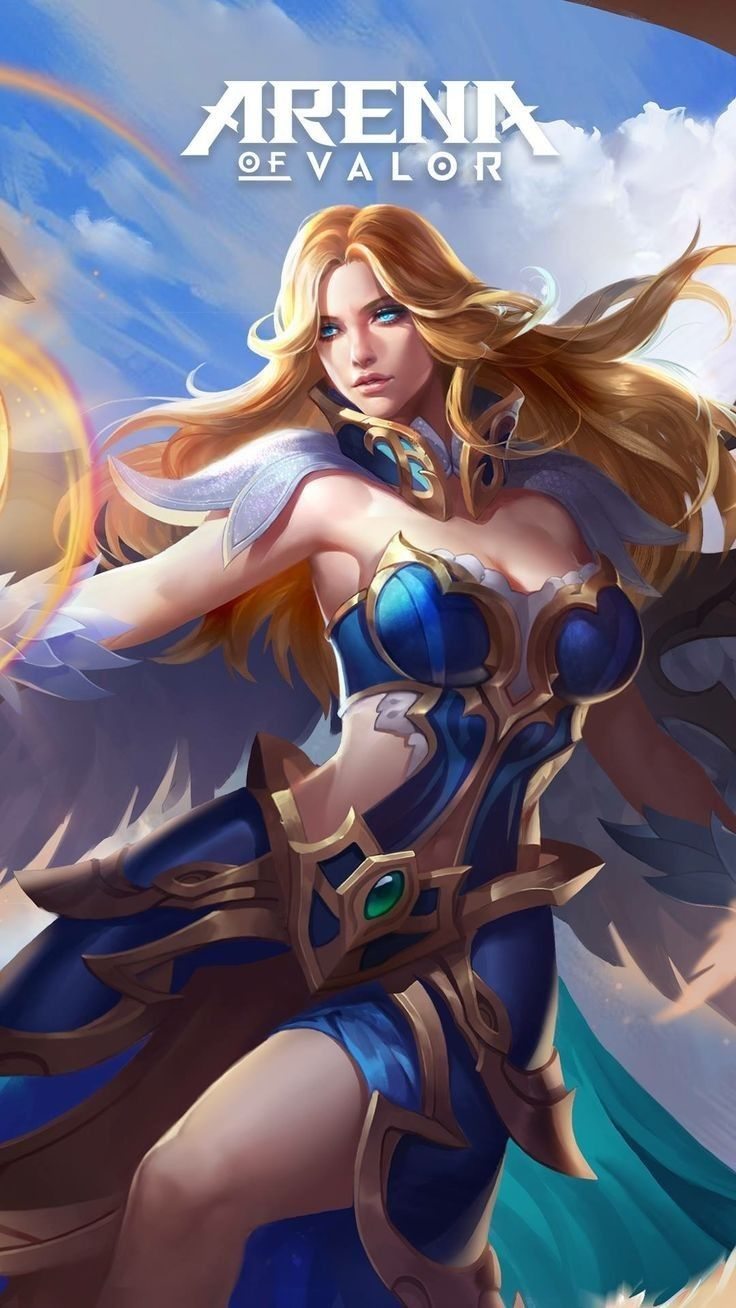 Lauriel Mage Assassin Arena Of Valor Aov Arena Of Valor Wallpapers Pinterest Games Wallpaper And Kuroko
