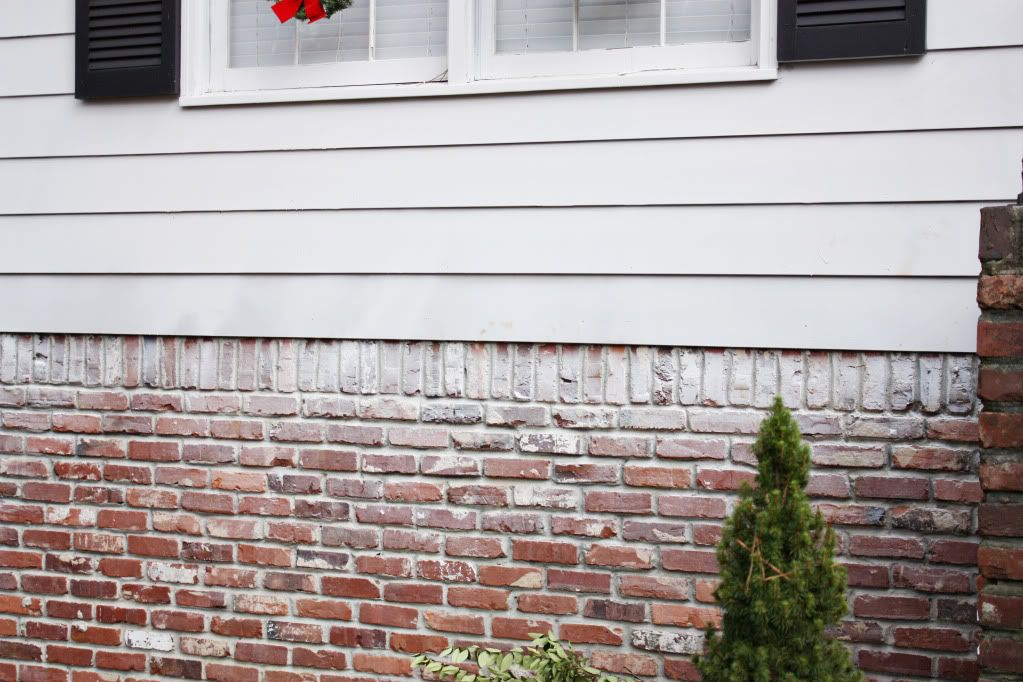 How To Remove Paint From Exterior Brick Diy Stone