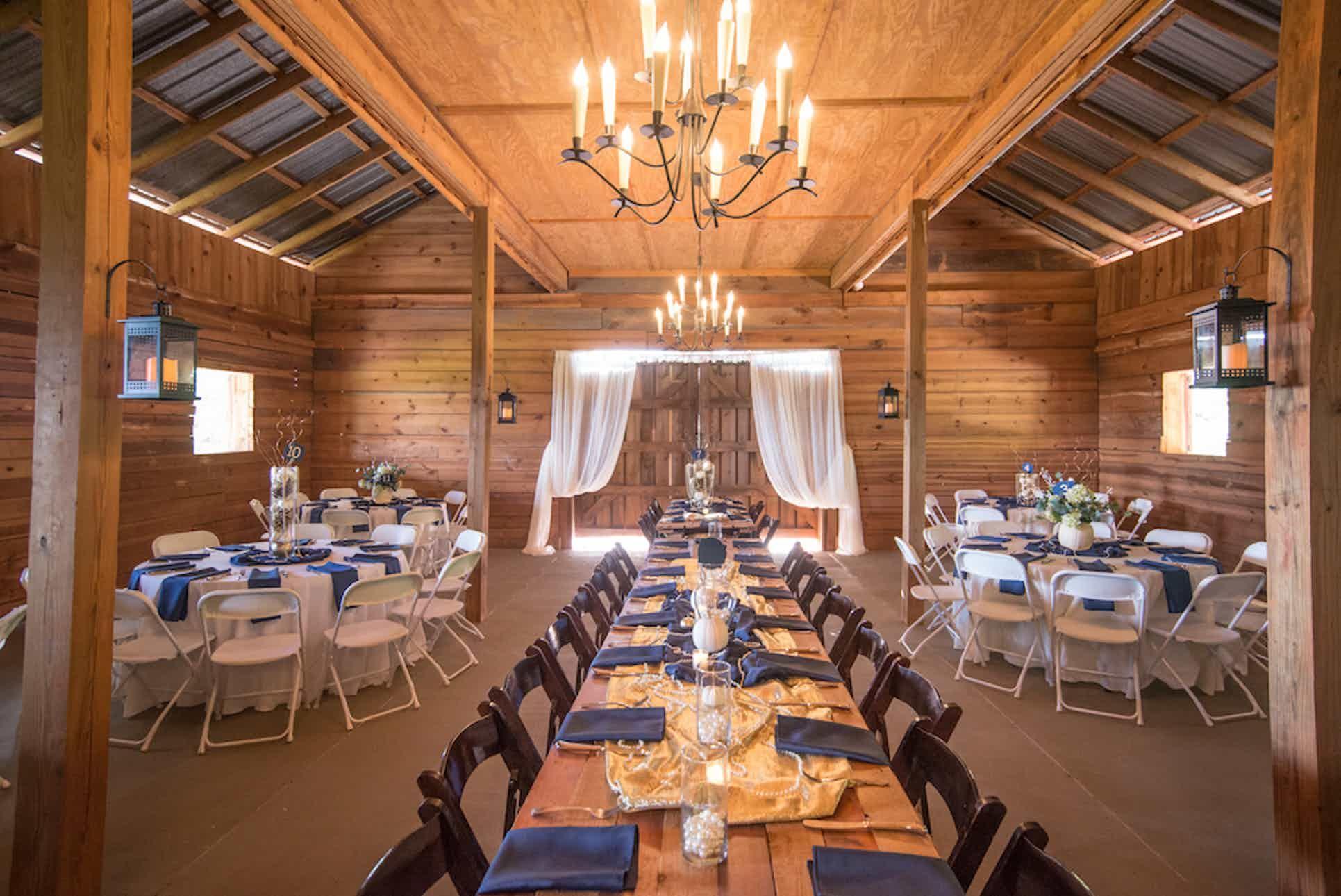The Barn at Tatum Acres Weddings North Wedding