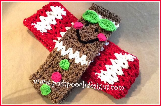Ravelry: Gingerbread V Stitch Headband pattern by Sara Sach ...