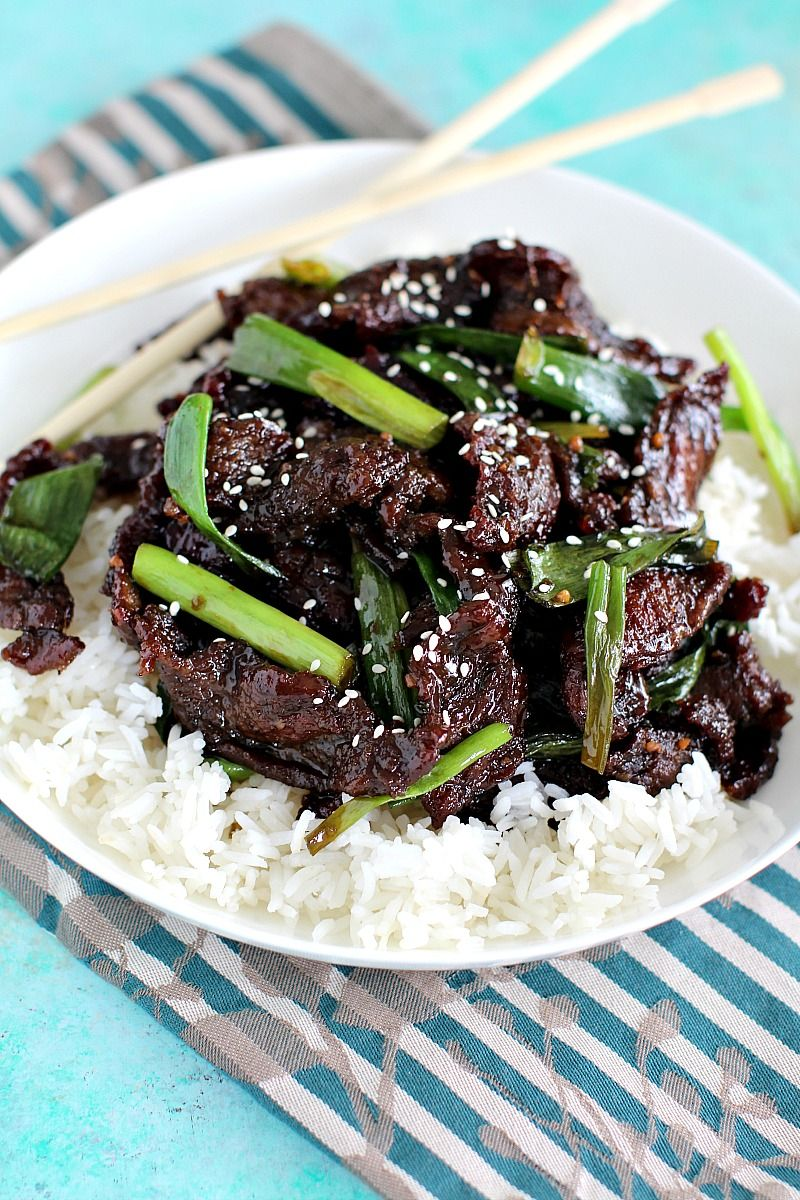 Easy 30 Minute Dinners To Make Every Night This Month Mongolian