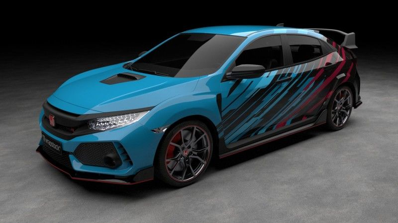 Buy car wrap design! #wrapdesign #camowraps #cardesign #wrapdesigner #cargraphic #liverydesign #designforsale #readytowrap #wrapping #autodesign #carwrapping #racingdesign #hondadesign