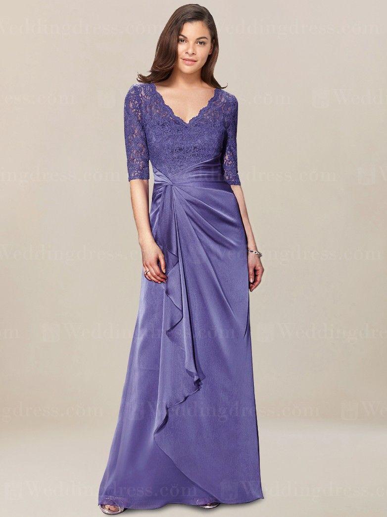 Elegant Mother of the Groom Dress MO349 | Vestido largo, La novia y ...