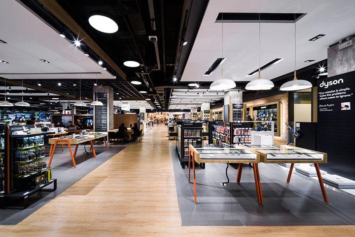 Power Buy Store By Whitespace Bangkok Thailand Posm