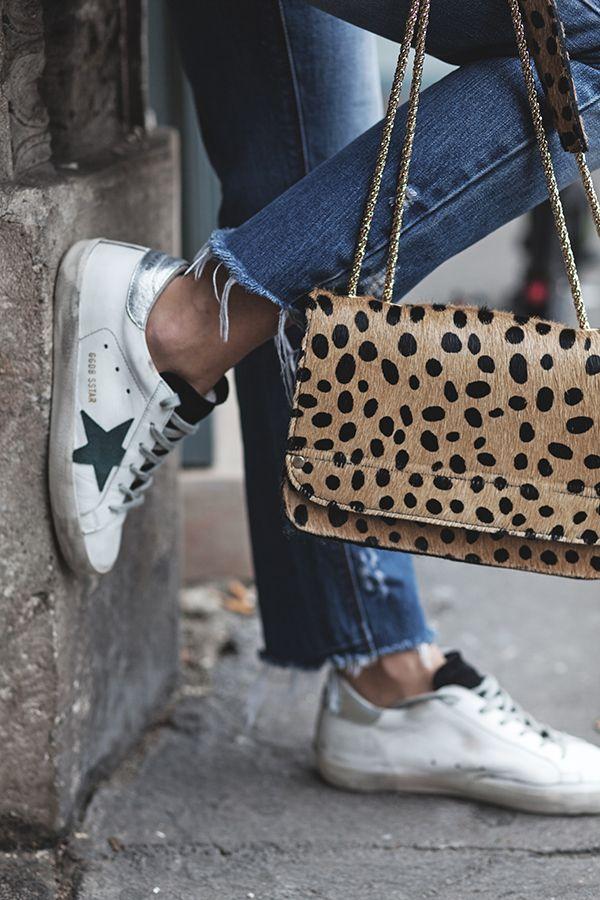 FemmeSac Shiny BlazerSneakers Babioles Et De Les Zoé Mode Léopard 5uFKJc3Tl1