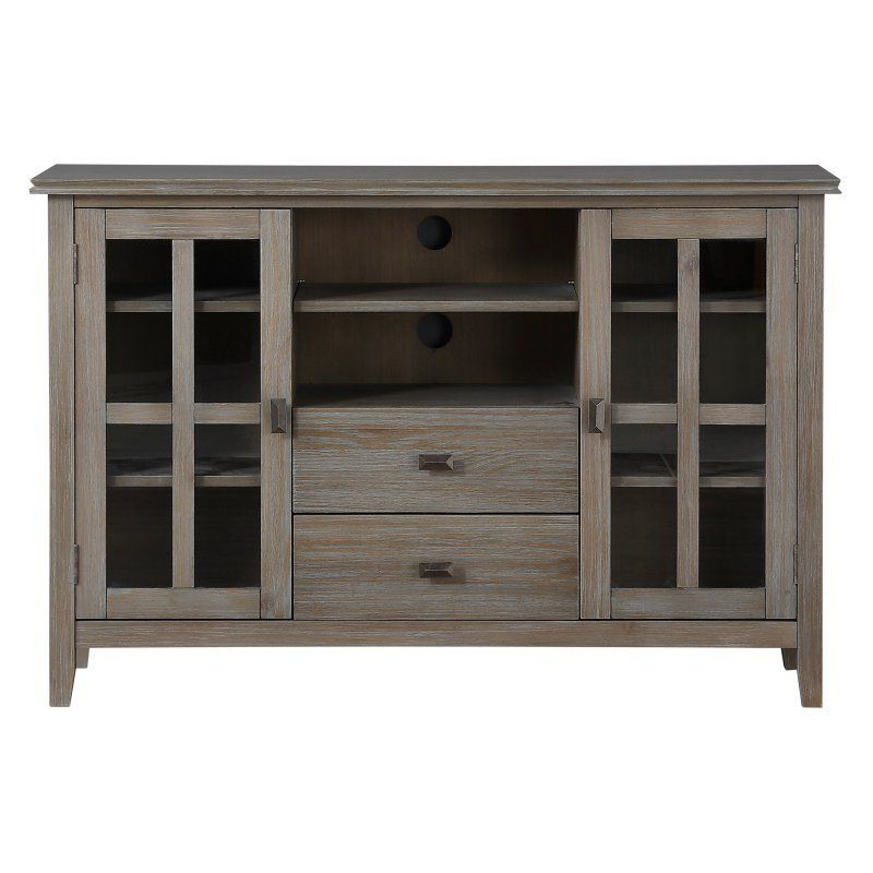 Simpli Home Artisan 53 In Tv Stand Axchol005 Products
