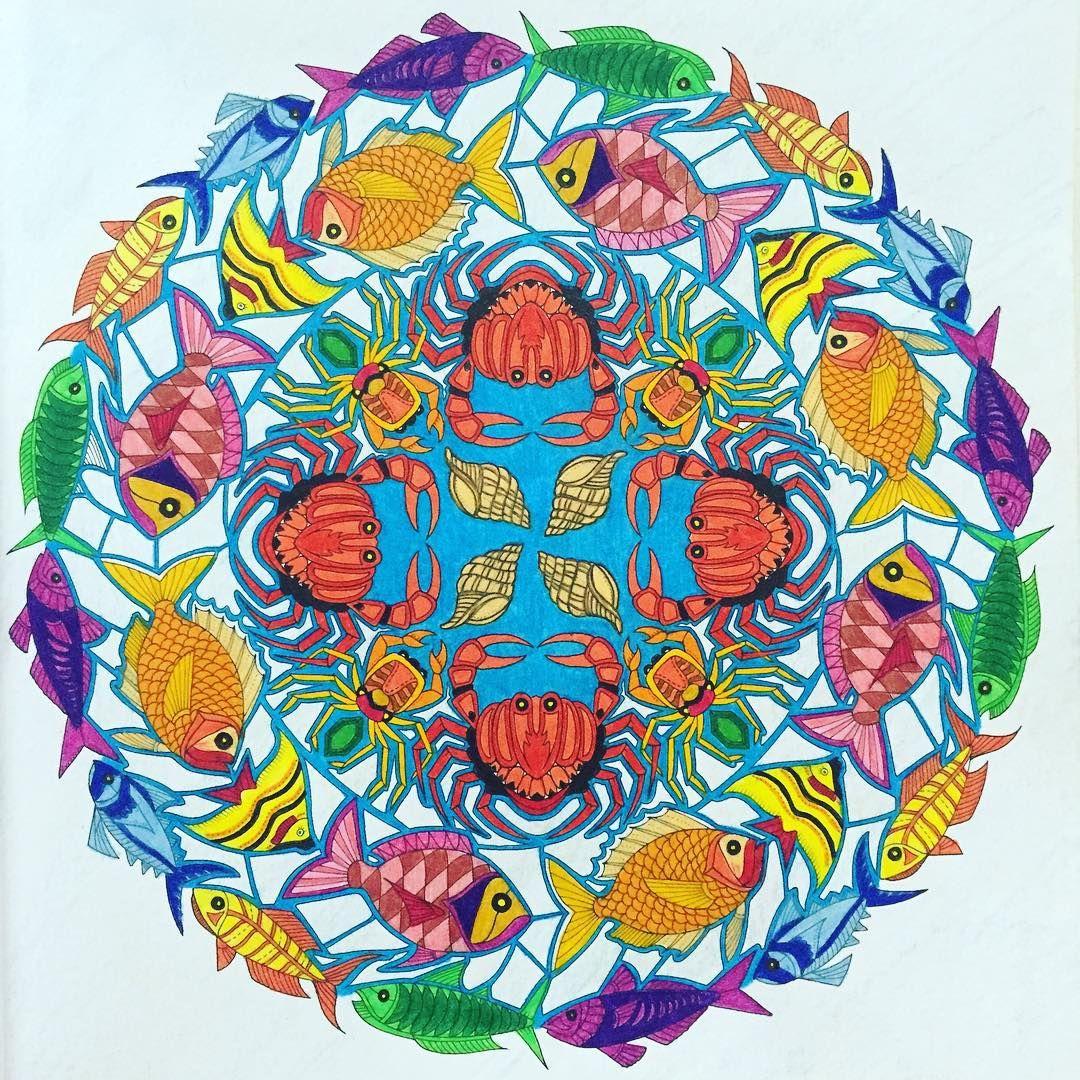Pin de Natalia Rosero Franco en Coloring book   Pinterest   Océano ...