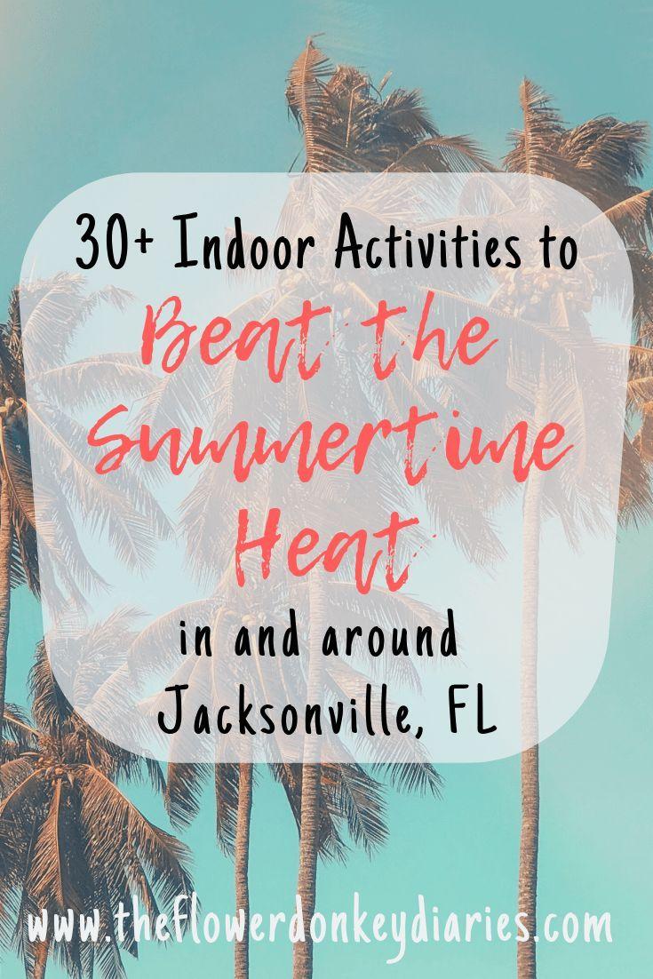 30+ Indoor activities in Jacksonville, Florida Indoor