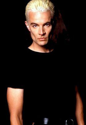 James Marsters (as Spike on Buffy the Vampire Slayer)