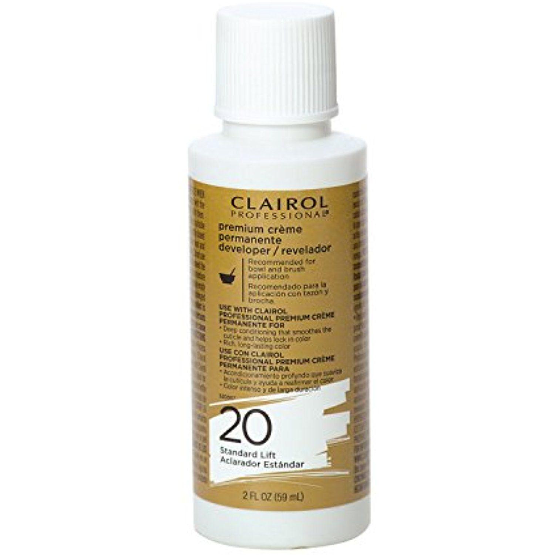 Clairol Professional 20 Volume Premium Creme Dedicated