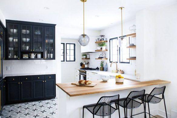 Classique minimaliste pour la blogueuse kate arends - Decoration interieur americain ...