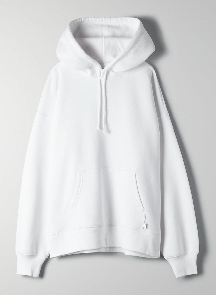 Cozy Fleece Boyfriend Zip Up Hoodie In 2021 Hoodies Womens Fashion White Hoodie Women Oversized White Hoodie