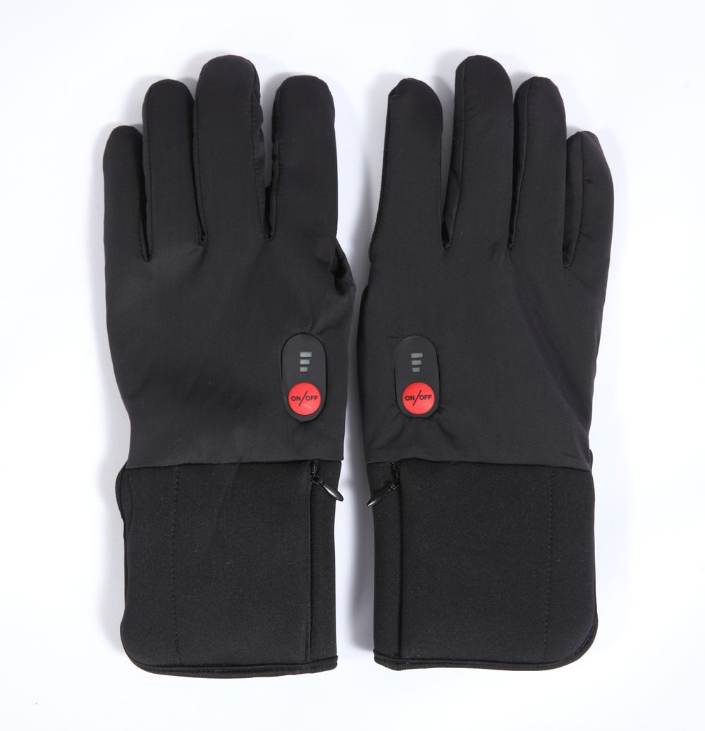 One Button Control Warm RechargeableHeated Glove for