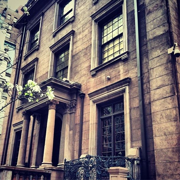 J.P. Morgan Brownstone