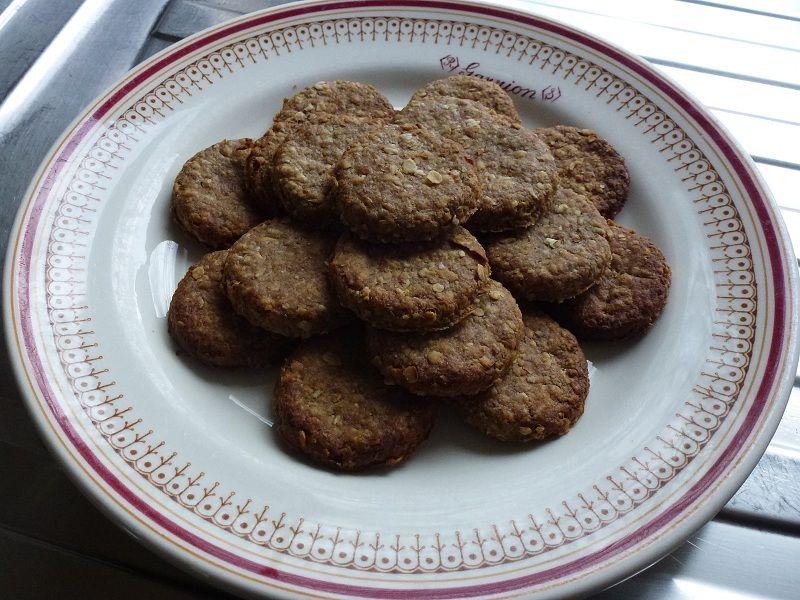 Dog Sardine Cake Recipe