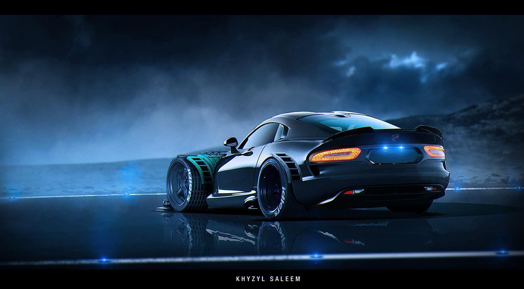 Conceptual Car Designs By Khyzyl Saleem Dodge Viper Unique Cars Concept Cars