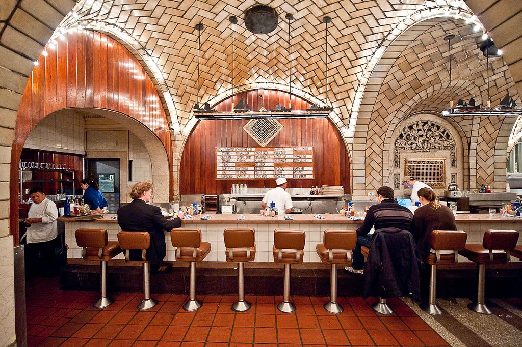 Grand Central Oyster Bar and Restaurant in New York