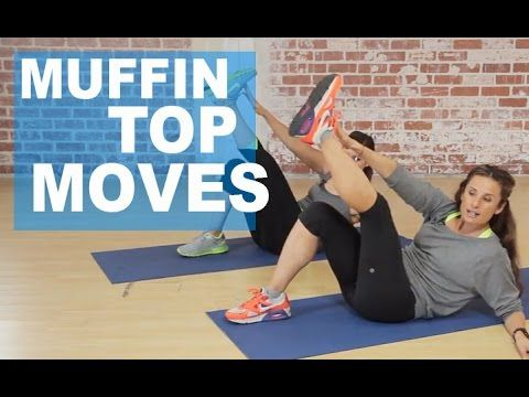 how to get rid of muffin top belly fat