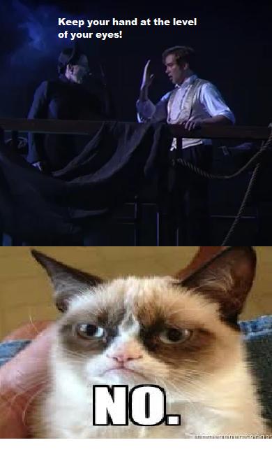 Raoul in a nutshell.