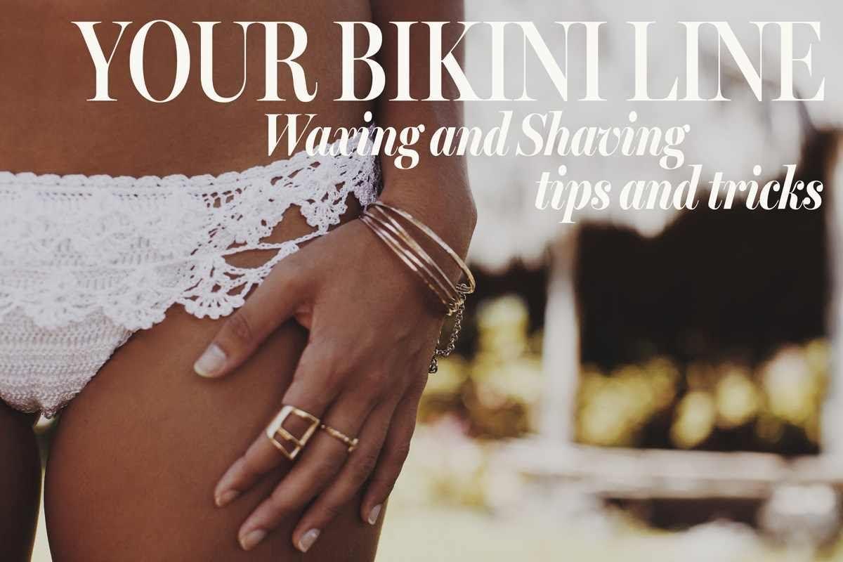 Shave bikini line or bare