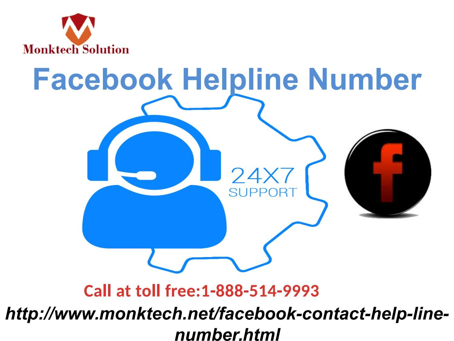 why facebook helpline is so necessary? call tollfree 1-888-514-9993