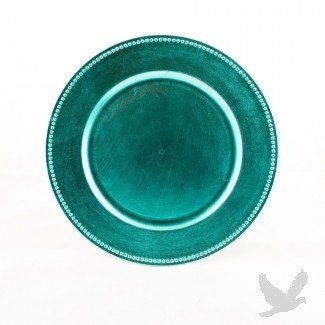 Tiffany Blue Charger Plates BULK Set of 24 - Decorative Plates Wedding Party Supplies  sc 1 st  Pinterest & Tiffany Blue Charger Plates BULK Set of 24 - Decorative Plates ...