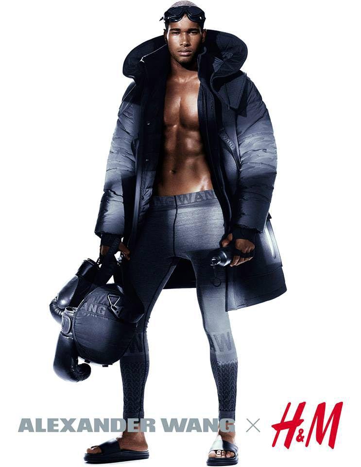 Alexander Wang x H&M Campaign » Fucking Young!