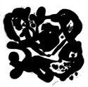 Rorschah I - 18 x 18 - 52JG0206